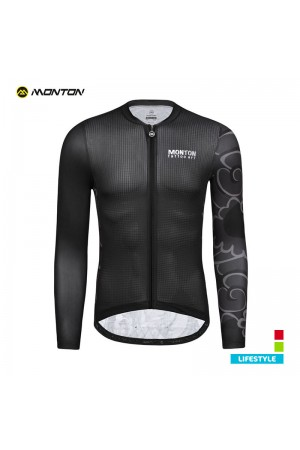 cheap long sleeve cycling jersey