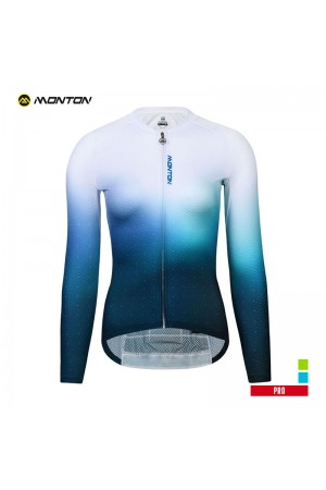 long sleeve summer jersey cycling