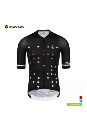 cycling polka dot jersey