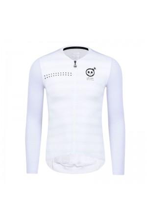 long sleeve summer jersey cycling
