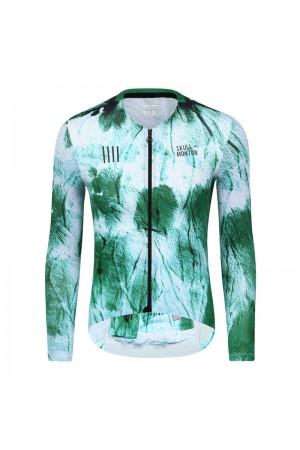 lightweight long sleeve cycling jersey