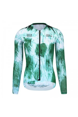 summer cycling jersey long sleeve