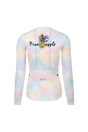 long sleeve road cycling jersey