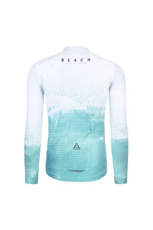 men's thermal cycling jersey