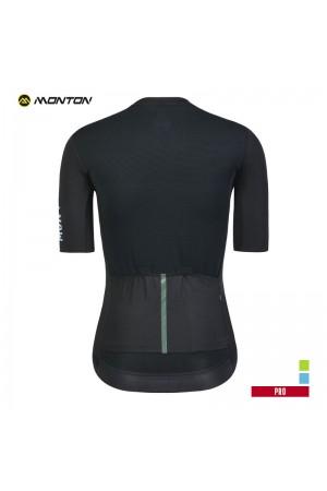 bike jersey black