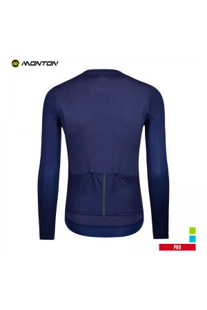 men's long sleeve cycling jersey