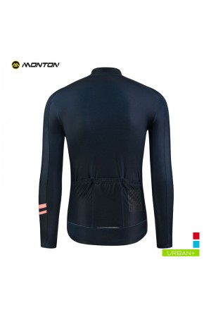 mens thermal cycling jersey