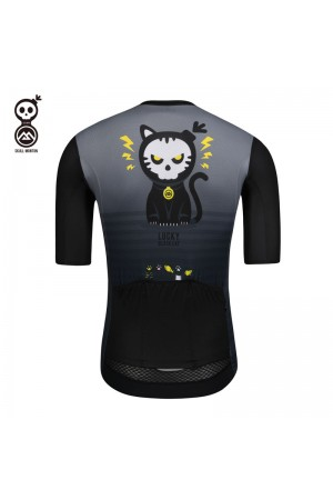 men's short sleeve cycling jersey