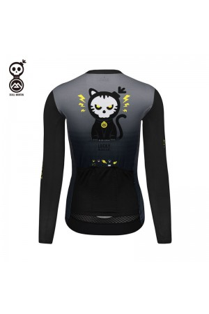 womens long sleeve bike jersey