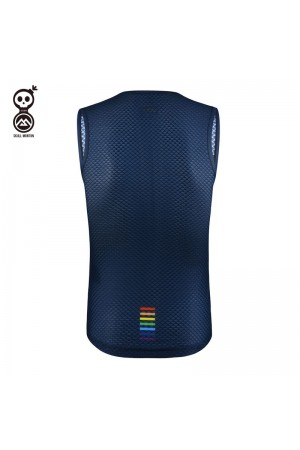 cycling sleeveless base layer