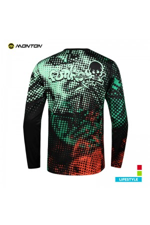 mtb long sleeve jersey