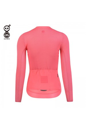 womens cycling long sleeve jersey