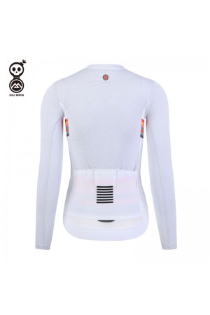 long sleeve womens bike jersey