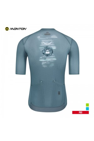 cycling jersey blue