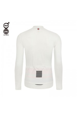 long sleeve thermal cycling jersey
