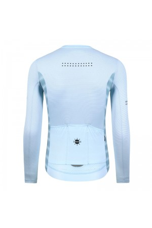 long sleeve cycling jersey for summer