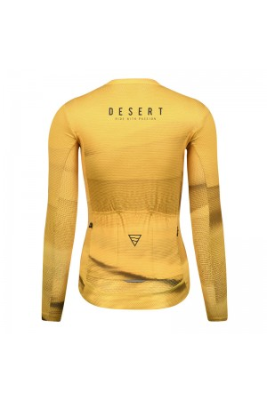 long sleeve summer cycling jersey
