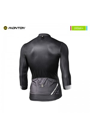 3/4 sleeve cycling jersey