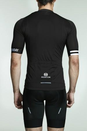 Black Bike Jersey
