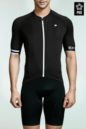 2017 Bike Jersey Men PRO Traveler Black