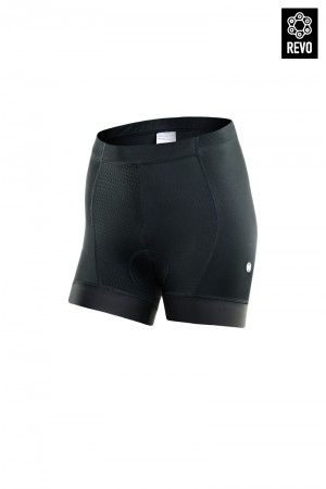 women's padded bike shorts