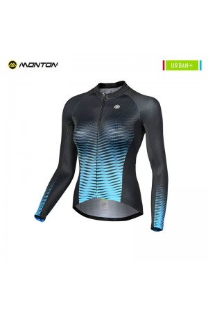 long sleeve cycling jersey womens