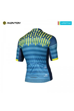 thin blue line cycling jersey