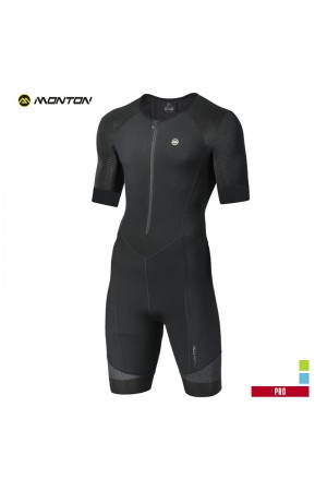 2018 Mens Cycling TT Skinsuit PRO Fernando Black