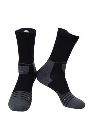 2021 Merino Cycling Socks Suutu Black