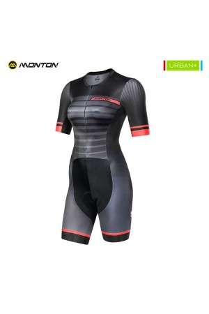 2018 Womens Cycling Skin Suit Urban Muchou