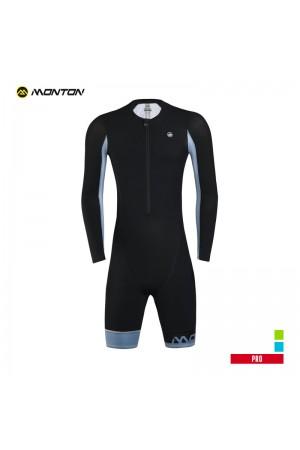 2019 Long Sleeve Triathlon Suit Mens PRO Raceii