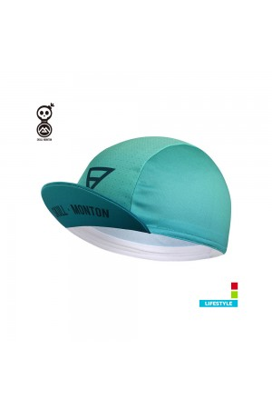 2019 Cobrand Summer Cycling Cap Earth Green