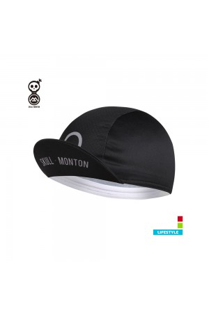 2019 Cobrand Summer Cycling Cap Spirit Black