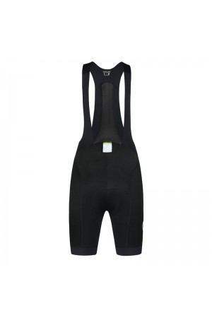 2021 Skull Monton Womens Cycling Bib Shorts Black