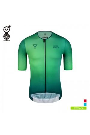 2019 Cobrand Mens Short Sleeve Bike Jersey Earth