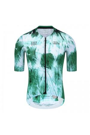 2021 Skull Monton Mens Short Sleeve Cycling Jersey SpringFresh