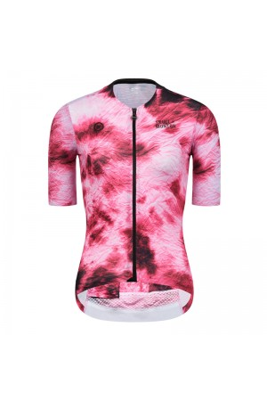 2021 Skull Monton Womens Short Sleeve Cycling Jersey SummerSunny