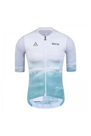 2021 Mens Short Sleeve Cycling Jersey Urban Beach