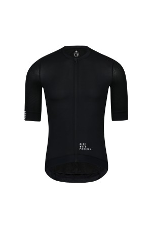 2021 Mens Short Sleeve Cycling Jersey Urban Traveler Max Black