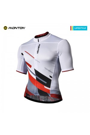 2018 Mens Bike Jersey Lifestyle Focus
