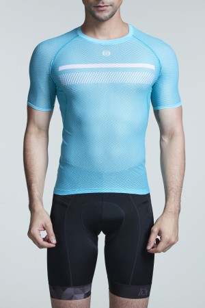 2017 Base Layer Men Perseverance Celeste