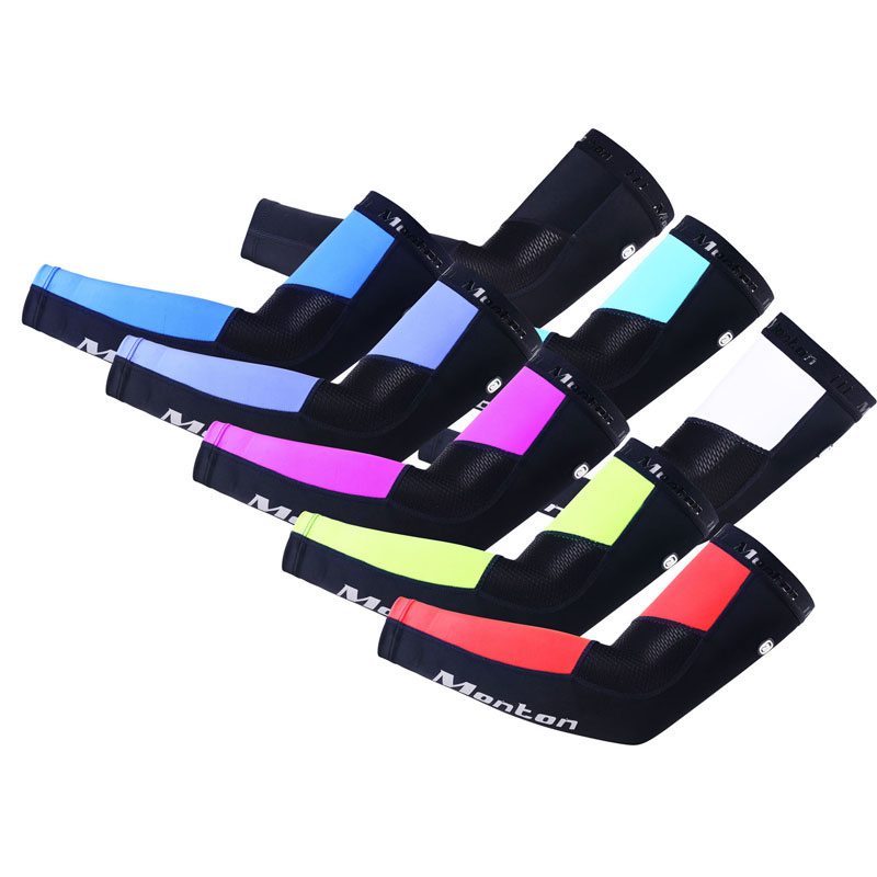 Sun Protection Arm Sleeves for Cycling