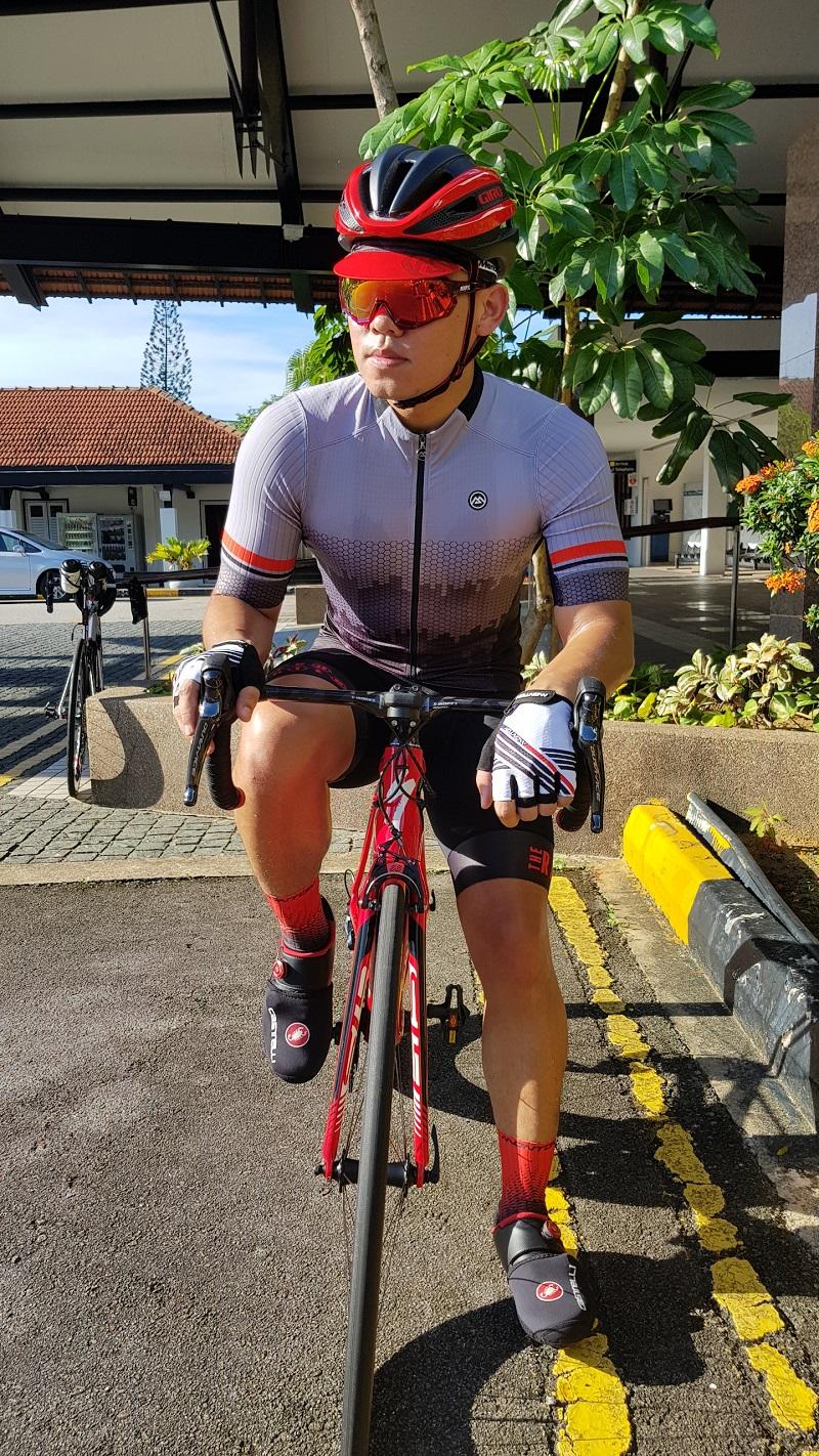 bike riding socks