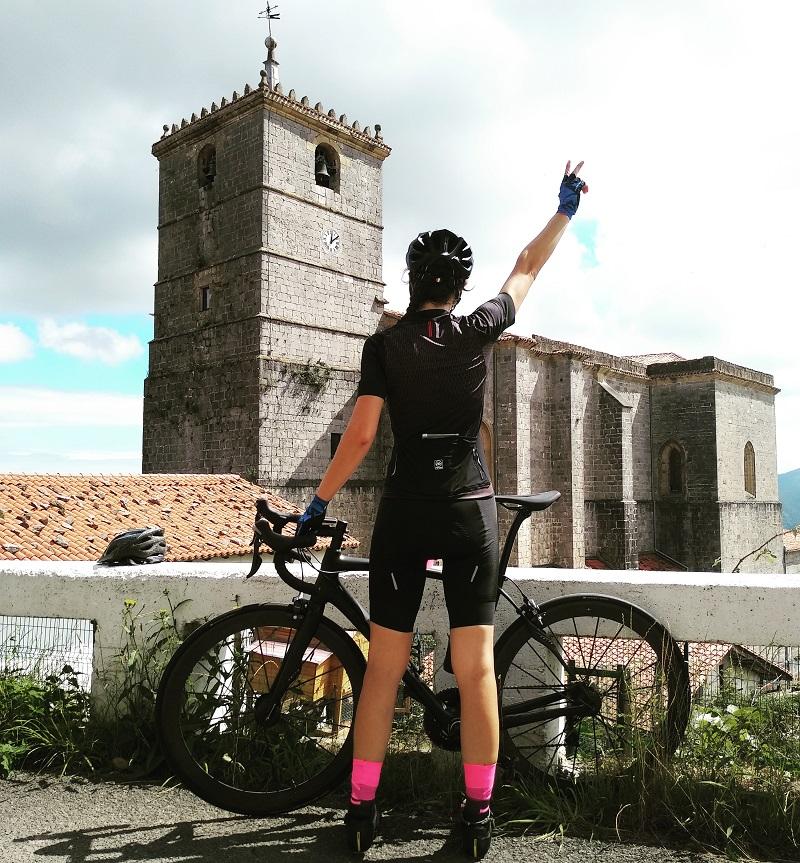 Cycling bibs