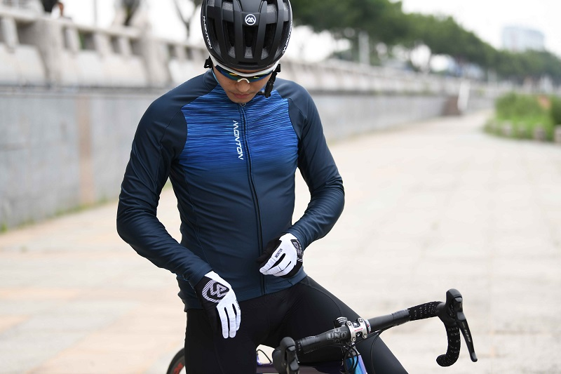 winter bike jersey