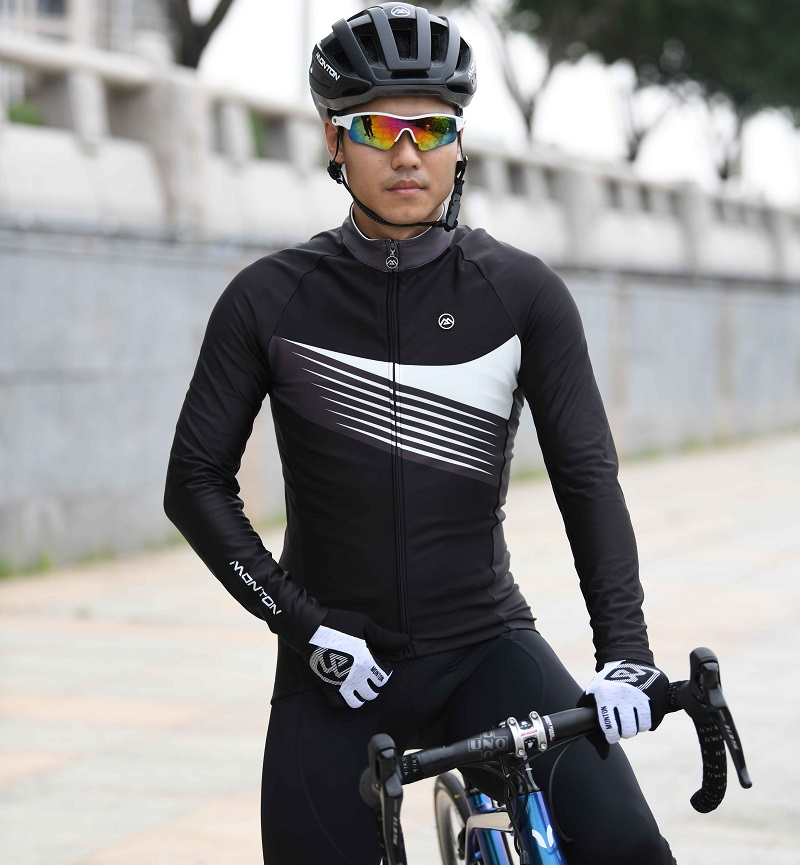 winter cycling tops