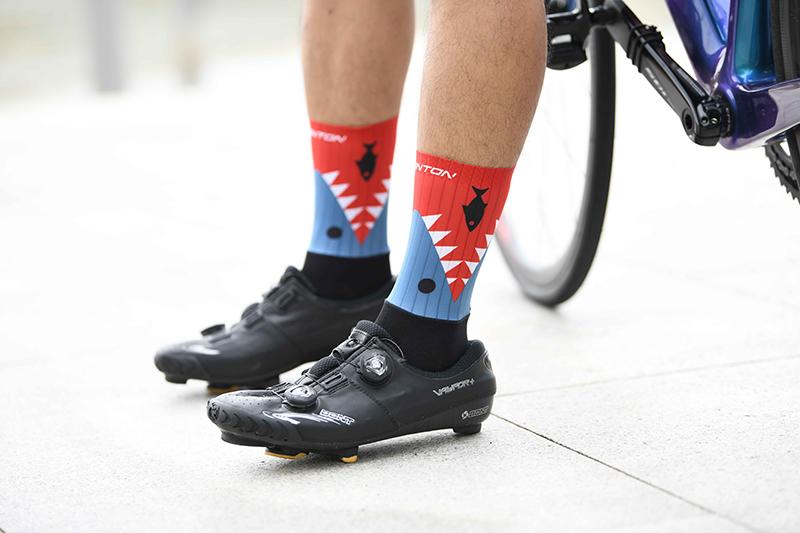 Bicycle socks