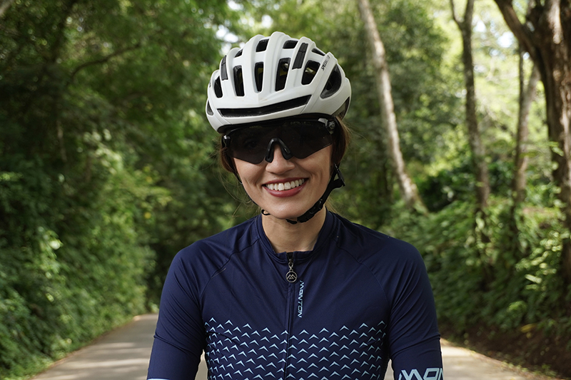 womens cycling tops