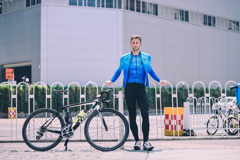 mens cycling wind vest