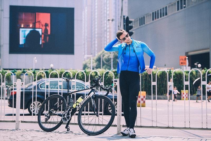 lightweight cycling gilet mens